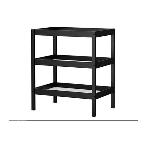 Sundvik Changing Table Ikea 59 99 Article Number 602 Changing Table Black