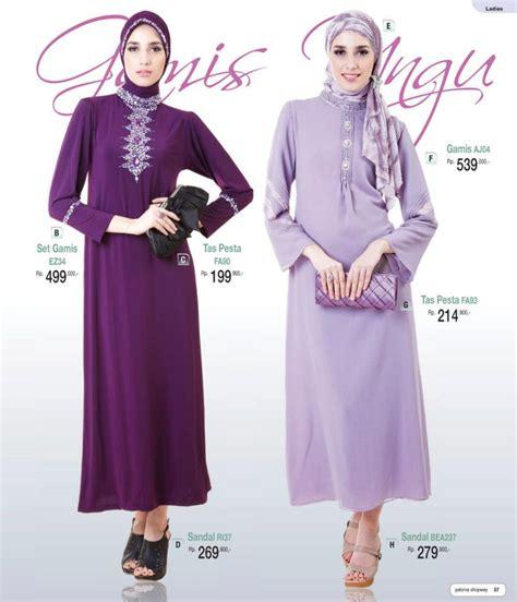 Mode Baju Muslim Busana Gamis Muslim Modern Terbaru Dan Baju Atasan Murah