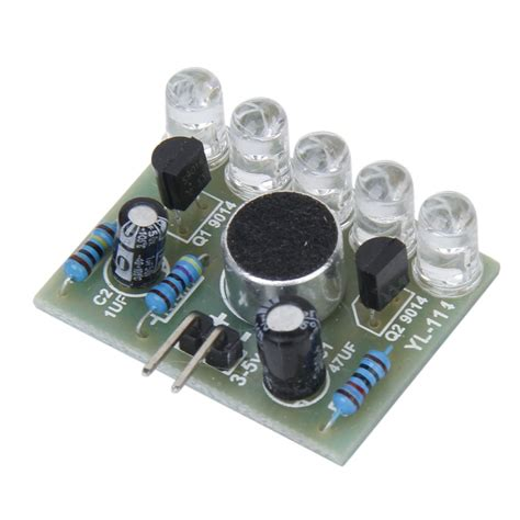 how to fix radio interference from led lights 3 5 5v sound activated led melody light l module