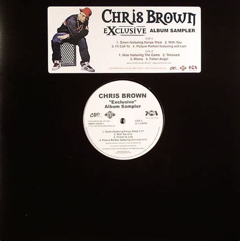 Brown Exclusive chris brown exclusive album sler vinyl at juno records