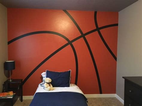 basketball stuff for your room the 25 best basketball wall ideas on basketball rooms for boys sports bedroom