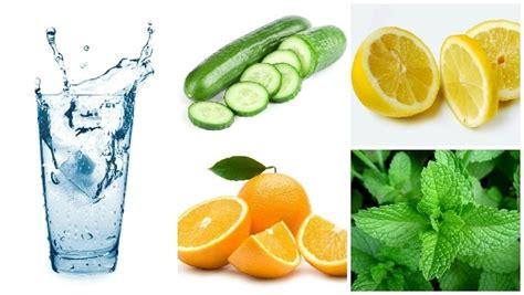 Belly Slimming Detox Water Benefits by Belly Slimming Detox Water