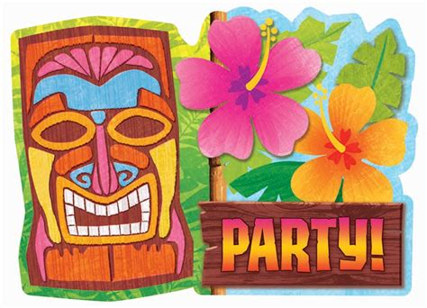 party themes luau tiki for hawaiian party party themes pinterest