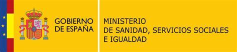 ministerio de sanidad servicios sociales e igualdad administraciones p 250 blicas isdefe