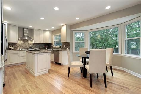 Floors With Light Cabinets by 53 Charming Kitchens With Light Wood Floors Page 11 Of 11