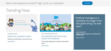 blog the first blog last posts welcome to the redesigned salesforce blog salesforce blog