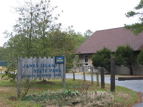 Janes Island State Park Cabins by S Island State Park Cgrounds On Waymarking