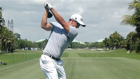 how to swing like adam scott adam scott s swing sequence featured in gca magazine