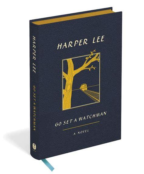 Go Set A Watchman Novel Import Hc 1 go set a watchman leatherbound edition