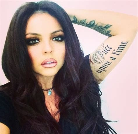 jesy nelson tattoos mix s jesy nelson reveals new once upon a time