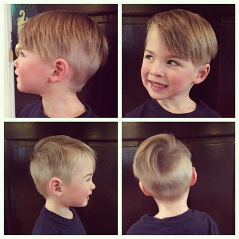 little boy hipster haircut little boy haircuts raising l il monsters