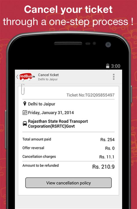 redbus bus ticket booking android apps  google play