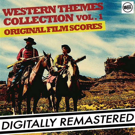 themes in film scores western themes collection vol 1 original film scores