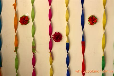 What Can You Make With Crepe Paper - crepe paper flowers whats cooking