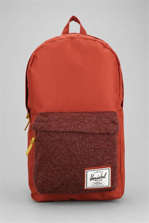 knitted backpack outfitters woodside knit backpack in for