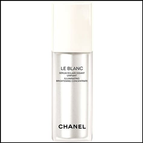 Harga Chanel Le Blanc Serum chanel launching le blanc serum in september buro 24 7