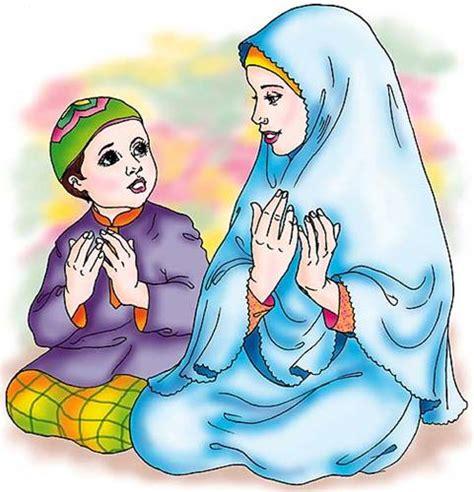 wallpaper animasi islami gambar kartun islami terbaru dan terlucu gambar foto