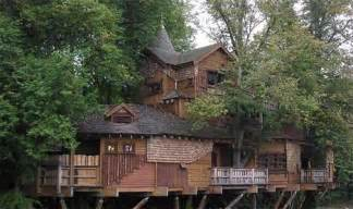 Village Builders Floor Plans wooden wonderland massive lofted treehouse design