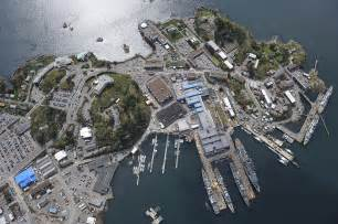 Maritime forces pacific marpac in victoria british columbia is