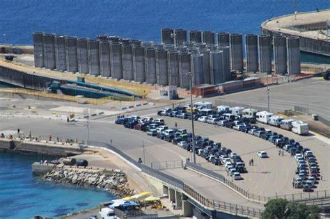 golfo aranci porto porto di golfo aranci aerea dell imbarco sardegna