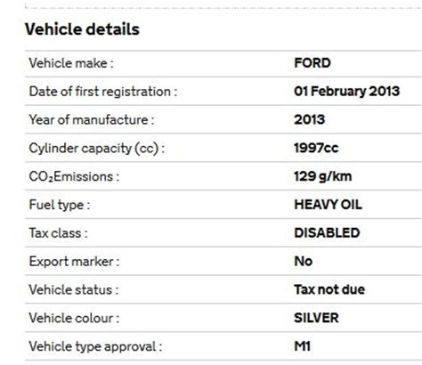 car tax check are you exempt from paying road tax 2018 what are the new rates cars life dvla website lets visitors check on neighbours benefits