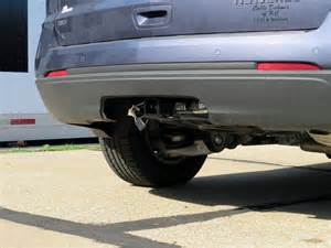 hitch trailer hitch for chevrolet traverse 2014 87435