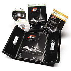 Special Edition X Original Barcode Bpom forza motorsport 3 print limited edition
