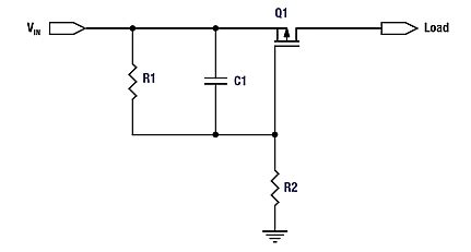 current limiting resistor for mosfet managing inrush and system protection for electrical systems edn