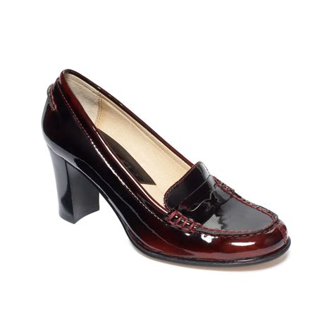 michael kors loafers michael kors bayville loafers in lyst
