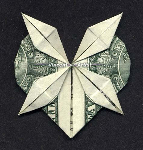 Origami Bills - 1128 best money dollar origami images on money
