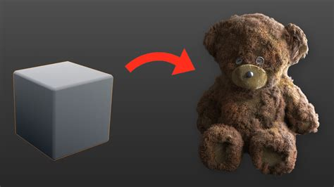blender tutorial teddy bear blender 2 70 hidden function simulate bear april fools
