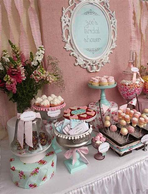 kara s party ideas shabby chic girl spring floral bridal