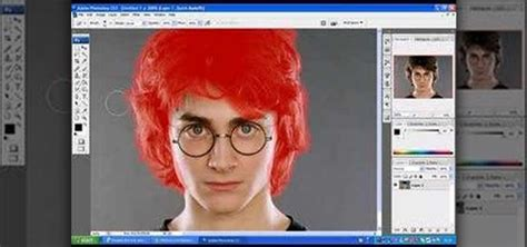 change hair color in photoshop how to change hair color in photoshop cs3 easily
