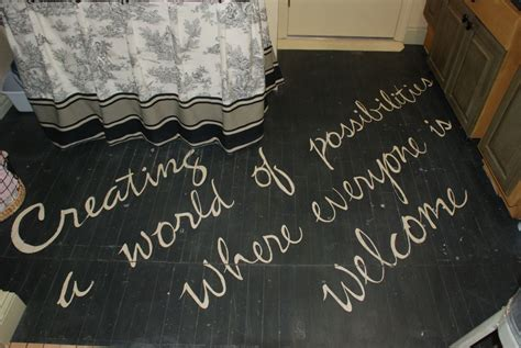 chalkboard paint floor painting floors using chalk paint 174 that covers it