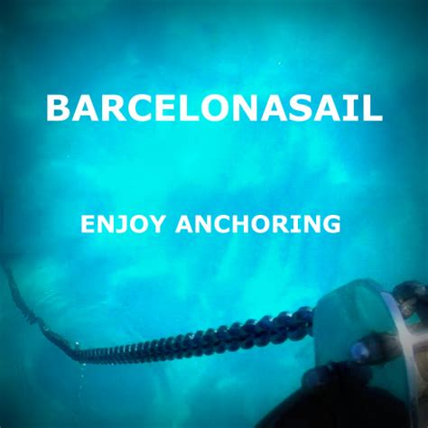 anchor boat overnight enjoy anchoring barcelonasail