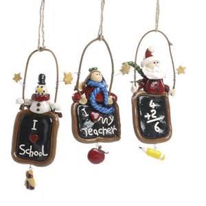 fimo clay teacher christmas ornament christmas ornaments