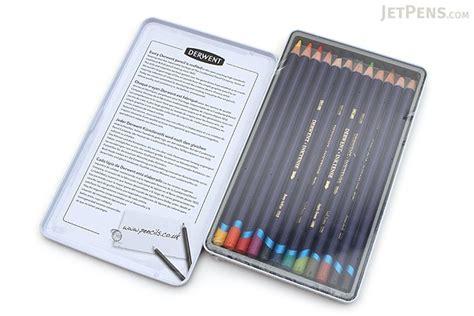 Derwent Inktense Pencil Isi 12 derwent inktense pencil 12 color set jetpens