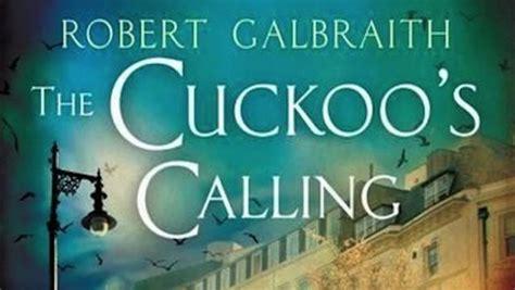 The Cuckoo S Calling the omnivore 187 the cuckoo s calling by robert galbraith