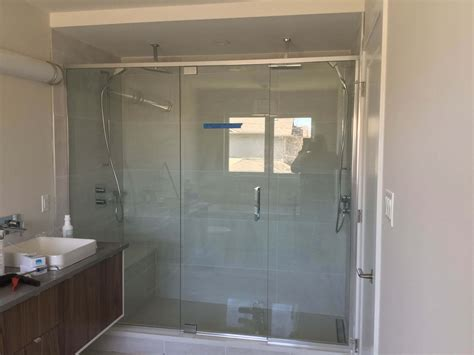 Custom Shower Doors Enclosures M T Glass Custom Shower Glass Doors