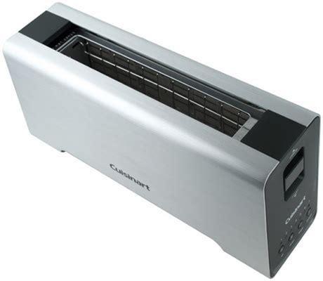 Single Slot Toaster Cuisinart Aluminum Toaster