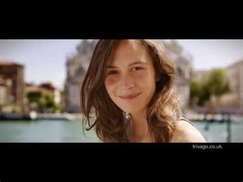 trivago commercial actress who is the very pretty actress from the hotel trivago