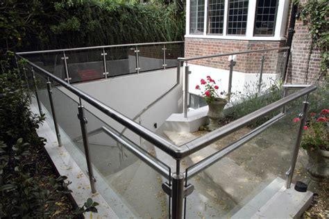 garden basements rear garden basement stairs