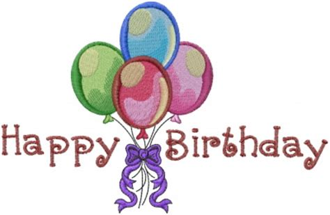happy birthday thermocol design happy birthday embroidery design annthegran