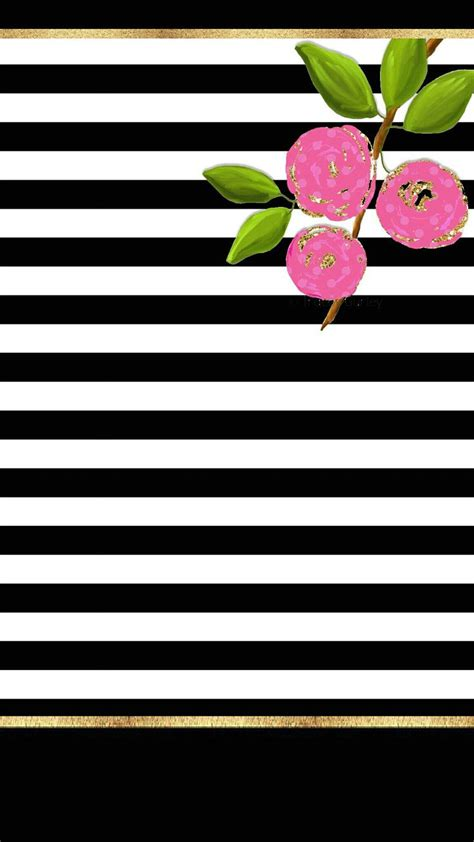 black and white kate spade wallpaper 677 best wallpapers images on pinterest wallpaper