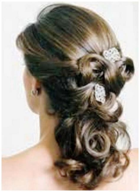 Wedding Hairstyles Half Up Pictures by Pictures Of Wedding Hairstyles Half Up