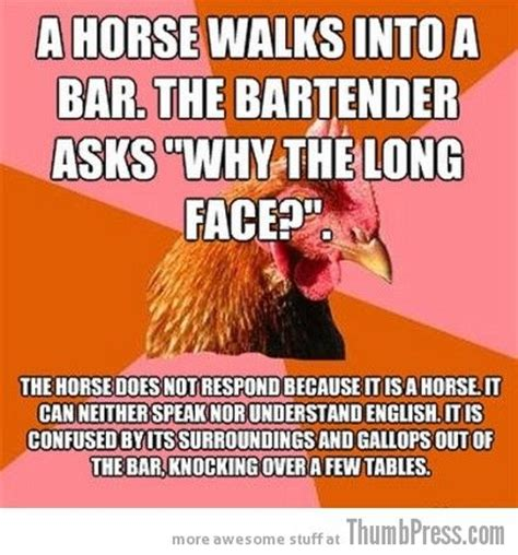 Chicken Meme Jokes - 101 best anti jokes images on pinterest hilarious funny