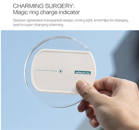 Magic Disc nillkin magic disk ii qi standard wireless charger for mobile phone sale banggood