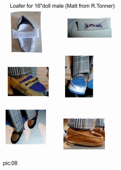 fashion doll tutorial 126 best doll shoes images on