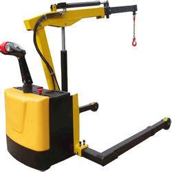 Floor Ls Battery Operated by Floor Crane Folding Floor Crane Manufacturer From Pimpri