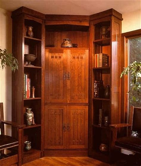 mission style liquor cabinet corner liquor cabinet furniture woodworking projects plans